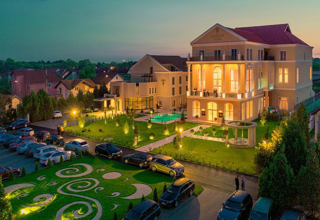 Hotel Tresor Le Palais Timișoara